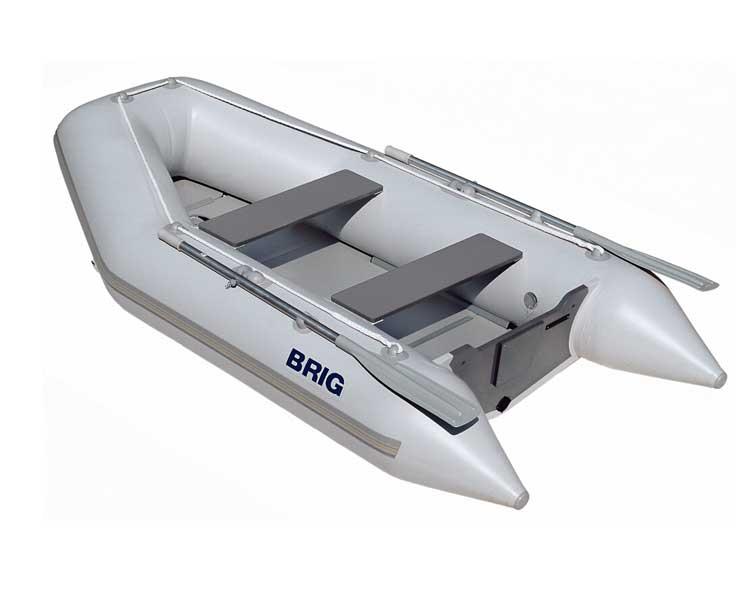 лодка бриг 285 динго