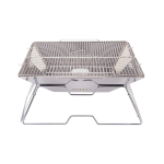 Kovea Magic II Stainless BBQ Гриль на углях (8809361210361)