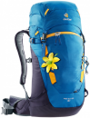 Deuter Рюкзак Rise Lite 26 SL цвет 3369 coolblue-blueberry (3301018 3369)