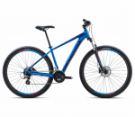 Велосипед Orbea MX 27 50 L Blue - Red (2018)