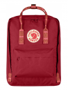 Рюкзак FJALLRAVEN Kanken - Deep Red\Folk Pattern