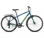 Велосипед Orbea COMFORT 20 PACK 2019 M Blue - Green