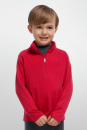 Футболка с длинным рукавом Icebreaker Kids Compass LS Half Zip rocket/monsoon 06