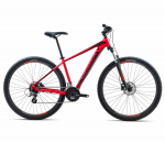 Велосипед Orbea MX 27 50 L Red - Black (2018)