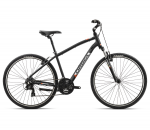 Велосипед Orbea COMFORT 30 2019 M Anthracite - Orange