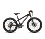 Велосипед Orbea MX 20 TEAM-DISC 2019 Black - Orange