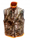 NORFIN Huntinh Reversable Vest Passion/Orange 724001-S Жилет двусторонний