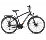 Велосипед Orbea COMFORT 10 PACK 2019 M Anthracite - Orange
