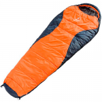 Deuter Спальник Dream Lite 400 цвет 8830 sun orange-midnight правый