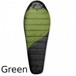 Спальник Trimm BALANCE kiwi green / dark grey (зеленый) 195 L
