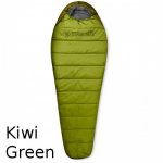 Спальник Trimm WALKER kiwi green / dark grey (зеленый) 195 R