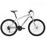 Велосипед Felt MTB SIX 85 pearl white (black, gold) L 19.5""
