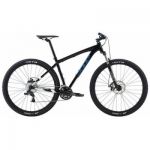 Велосипед Felt MTB NINE 80 L black (white/blue) 20""