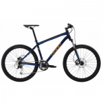 Велосипед Felt MTB SIX 70 M navy blue (orange/blue) 18""