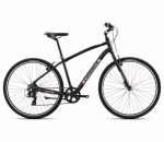 Велосипед Orbea COMFORT 40 M Anthracite - Orange (2018)