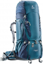 Deuter Рюкзак Aircontact 75+10 цвет 3329 arctic-navy