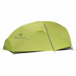 MARMOT Force 2P палатка green lime/steel