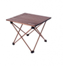 KingCamp раскладной столик ULTRA-LIGHT FOLDING TABLE(KC3924) Brown
