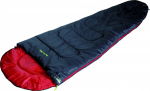 Спальный мешок High Peak Action 250  +4C (Left) Black/red