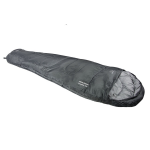 Спальный мешок Highlander Sleepline 250 Mummy +5C Charcoal (Left)
