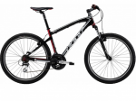Велосипед Felt MTB Q 200 team black (white/red) 17.5""