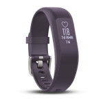 Garmin Vivosmart 3, Purple, S/M (010-01755-21)