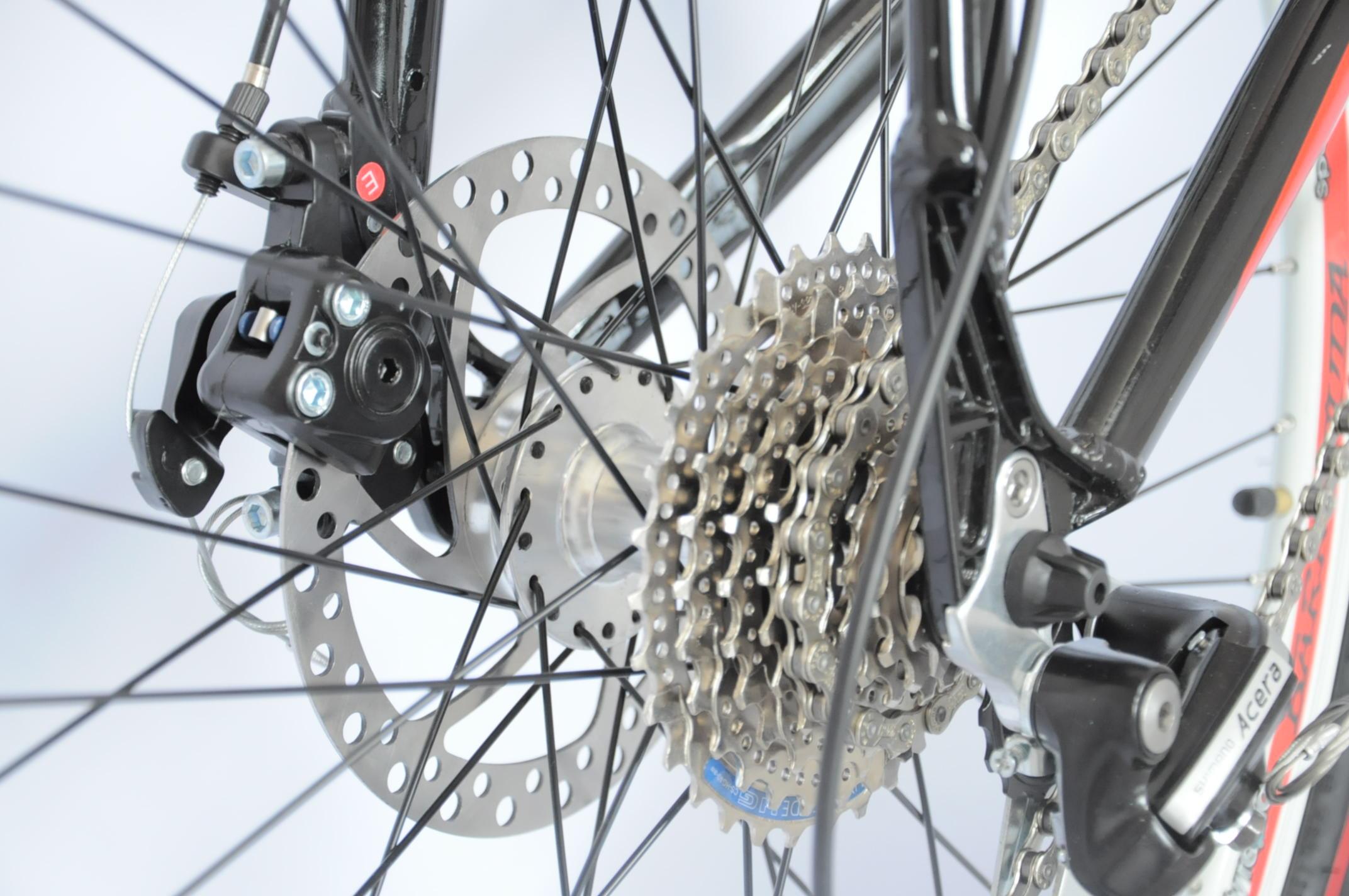 Как снять каретку с горного велосипеда